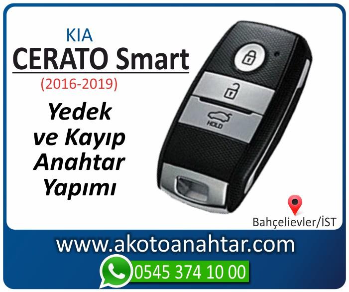 kia cerato smart anahtari anahtar key yedek yaptirma fiyati kopyalama cogaltma kayip 2016 2017 2018 2019 model - Kia Cerato Smart Anahtarı | Yedek ve Kayıp Anahtar Yapımı