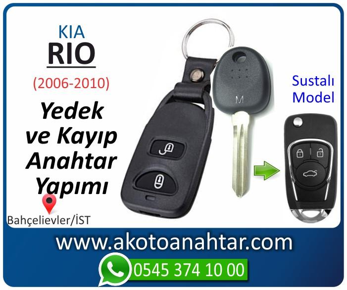 kia rio anahtari anahtar key yedek yaptirma fiyati kopyalama cogaltma kayip 2006 2007 2008 2009 2010 model - Kia Rio Anahtarı | Yedek ve Kayıp Anahtar Yapımı