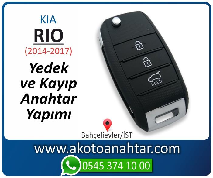 kia rio anahtari anahtar key yedek yaptirma fiyati kopyalama cogaltma kayip 2014 2015 2016 2017 model - Kia Rio Sustalı Anahtarı | Yedek ve Kayıp Anahtar Yapımı