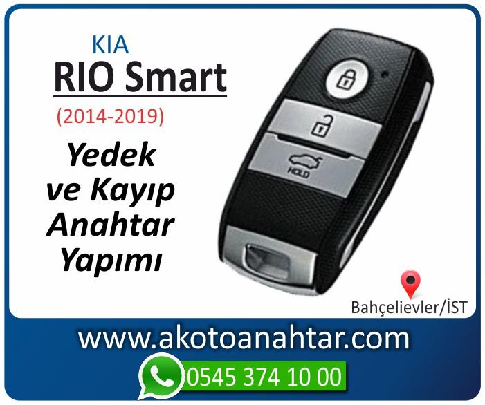 kia rio smart anahtari anahtar key yedek yaptirma fiyati kopyalama cogaltma kayip 2014 2015 2016 2017 2018 2019 model - Kia Rio Smart Anahtarı | Yedek ve Kayıp Anahtar Yapımı