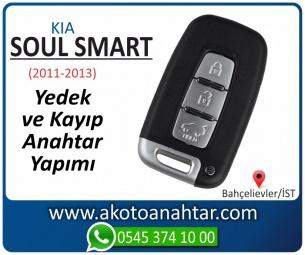 Kia Soul Smart Araba Oto Otomobil Car Sustalı Yedek Kayıp Kumanda Kumandalı İmmobilizer Anahtar Anahtarı Çilingir Anahtarcı Acil Kopyalama Kodlama Locksmith Key Bahçelievler İstanbul Kayboldu Dönmüyor Okumuyor Orjinal Kontak Tamir Tamiri Çip