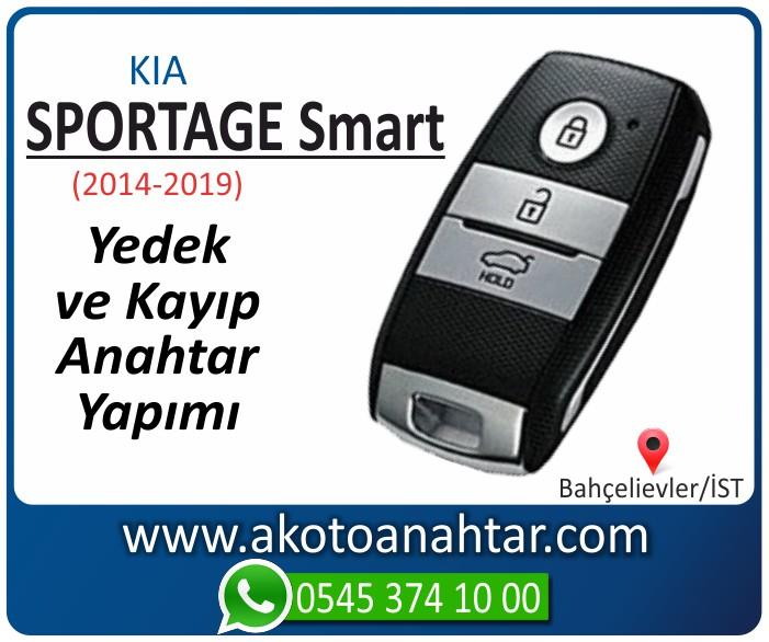 kia sportage smart anahtari anahtar key yedek yaptirma fiyati kopyalama cogaltma kayip 2014 2015 2016 2017 2018 2019 model - Sportage Smart Anahtarı | Yedek ve Kayıp Anahtar Yapımı