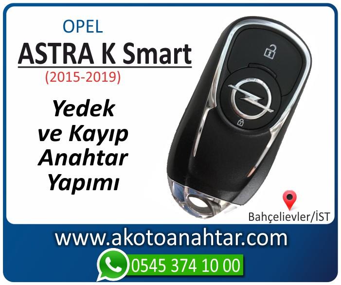 opel astra k anahtari smart keyless anahtar key yedek yaptirma fiyati kopyalama cogaltma kayip 2015 2016 2017 2018 2019 model - Opel Astra K Smart Anahtarı | Yedek ve Kayıp Anahtar Yapımı
