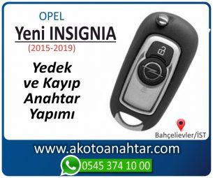 Yeni Opel İnsignia Araba Oto Otomobil Car Sustalı Yedek Kayıp Kumanda Kumandalı İmmobilizer Anahtar Anahtarı Çilingir Anahtarcı Acil Kopyalama Kodlama Locksmith Key Bahçelievler İstanbul Kayboldu Dönmüyor Okumuyor Orjinal Kontak Tamir Tamiri Çip
