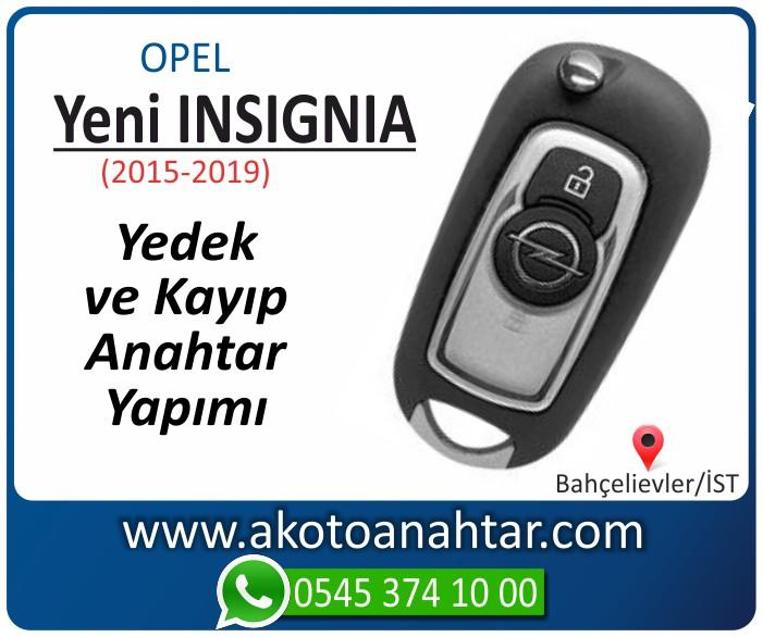 opel yeni insignia anahtari anahtar key yedek yaptirma fiyati kopyalama cogaltma kayip 2015 2016 2017 2018 2019 model - Yeni Opel İnsignia Anahtarı | Yedek ve Kayıp Anahtar Yapımı