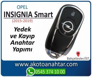 Opel İnsignia Smart Araba Oto Otomobil Car Sustalı Yedek Kayıp Kumanda Kumandalı İmmobilizer Anahtar Anahtarı Çilingir Anahtarcı Acil Kopyalama Kodlama Locksmith Key Bahçelievler İstanbul Kayboldu Dönmüyor Okumuyor Orjinal Kontak Tamir Tamiri Çip