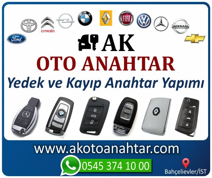 otomobil anahtari cogaltma - Otomobil Anahtarı Çoğaltma | Yedek ve Kayıp Anahtar Yapımı