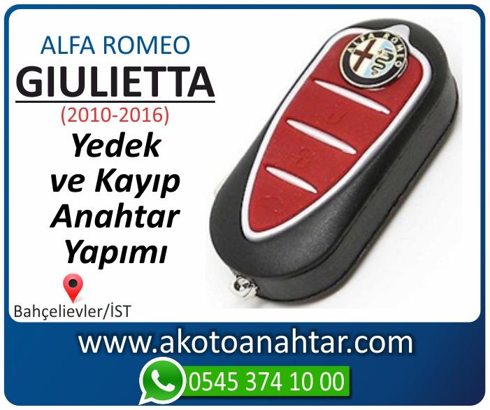 alfa romeo giulietta anahtari anahtar key yedek yaptirma fiyati kopyalama cogaltma kayip 2010 2011 2012 2013 2014 2015 2016 model - Alfa Romeo Giulietta Anahtarı | Yedek ve Kayıp Anahtar Yapımı