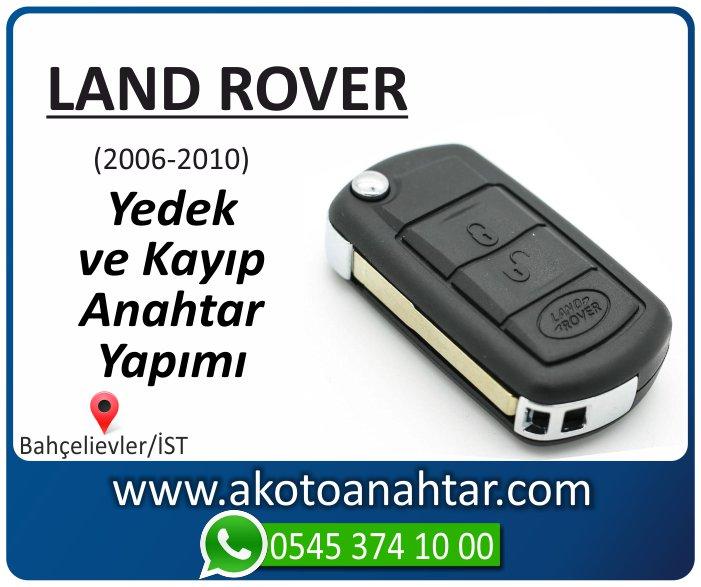 land rover anahtari anahtar key yedek yaptirma fiyati kopyalama cogaltma kayip 2006 2007 2008 2009 2010 model - Range Rover Anahtarı | Yedek ve Kayıp Anahtar Yapımı