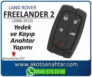 Land Rover freelander 2 Araba Oto Otomobil Car Sustalı Yedek Kayıp Kumanda Kumandalı İmmobilizer Anahtar Anahtarı Çilingir Anahtarcı Acil Kopyalama Kodlama Locksmith Key Bahçelievler İstanbul Kayboldu Dönmüyor Okumuyor Orjinal Kontak Tamir Tamiri Çip