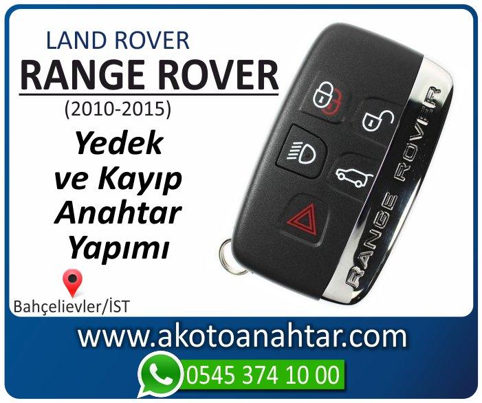 range rover anahtari anahtar key yedek yaptirma fiyati kopyalama cogaltma kayip 2010 2011 2012 2013 2014 2015 model - Yeni Range Rover Anahtarı | Yedek ve Kayıp Anahtar Yapımı