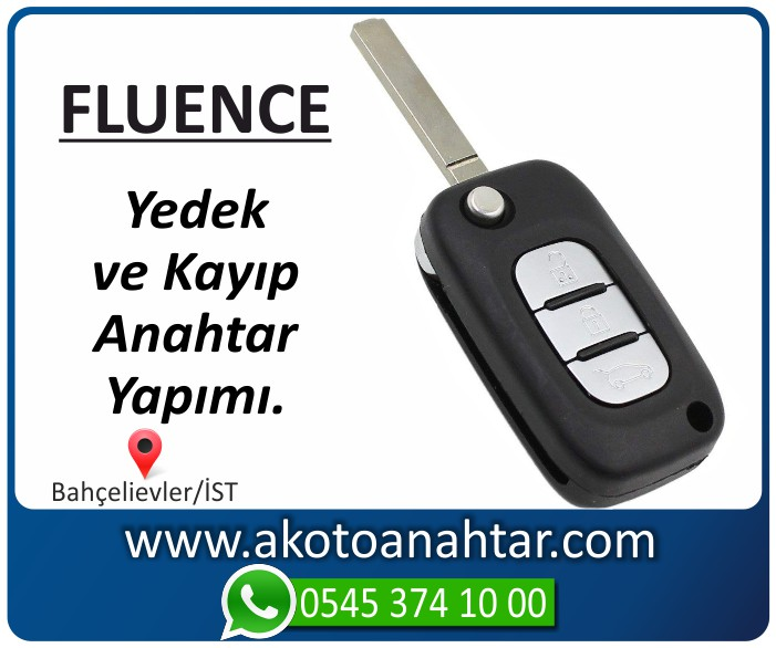 renault fluence anahtari anahtar key yedek yaptirma fiyati kopyalama cogaltma kayip 1998 1999 2000 2001 2002 model - Renault Fluence Anahtarı | Yedek ve Kayıp Anahtar Yapımı