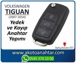 Volkswagen Tiguan Araba Oto Otomobil Car Sustalı Yedek Kayıp Kumanda Kumandalı İmmobilizer Anahtar Anahtarı Çilingir Anahtarcı Acil Kopyalama Kodlama Locksmith Key Bahçelievler İstanbul Kayboldu Dönmüyor Okumuyor Orjinal Kontak Tamir Tamiri Çip