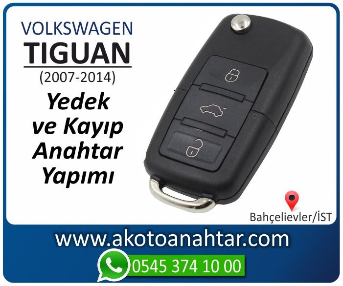 volkswagen vw tiguan anahtari anahtar key yedek yaptirma fiyati kopyalama cogaltma kayip 2007 2008 2009 2010 2011 2012 2013 2014 2015 model - Volkswagen Tiguan Anahtarı | Yedek ve Kayıp Anahtar Yapımı