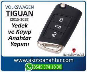Volkswagen Yeni Tiguan Araba Oto Otomobil Car Sustalı Yedek Kayıp Kumanda Kumandalı İmmobilizer Anahtar Anahtarı Çilingir Anahtarcı Acil Kopyalama Kodlama Locksmith Key Bahçelievler İstanbul Kayboldu Dönmüyor Okumuyor Orjinal Kontak Tamir Tamiri Çip