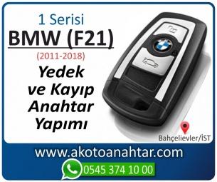 BMW 1 Serisi F21 Araba Oto Otomobil Car Yedek Kayıp Kumanda Kumandalı İmmobilizer Anahtar Anahtarı Çilingir Anahtarcı Acil Kopyalama Kodlama Locksmith Key Bahçelievler İstanbul Kayboldu Dönmüyor Okumuyor Orjinal Kontak Tamir Tamiri Çip