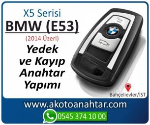BMW X5 Serisi F52 Araba Oto Otomobil Car Yedek Kayıp Kumanda Kumandalı İmmobilizer Anahtar Anahtarı Çilingir Anahtarcı Acil Kopyalama Kodlama Locksmith Key Bahçelievler İstanbul Kayboldu Dönmüyor Okumuyor Orjinal Kontak Tamir Tamiri Çip