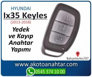 Hyundai Ix35 Araba Oto Otomobil Car Sustalı Yedek Kayıp Kumanda Kumandalı İmmobilizer Anahtar Anahtarı Çilingir Anahtarcı Acil Kopyalama Kodlama Locksmith Key Bahçelievler İstanbul Kayboldu Dönmüyor Okumuyor Orjinal Kontak Tamir Tamiri Çip