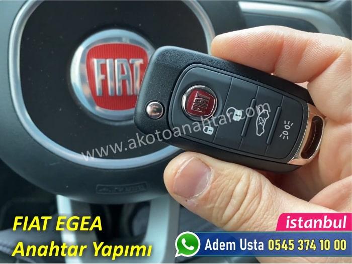fiat egea anahtar 3 - Fiat Egea Anahtar Yapımı   Yedek Kopyalama