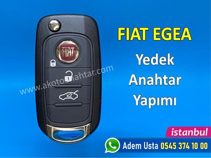 fiat egea anahtar - Fiat Egea Anahtar Yapımı   Yedek Kopyalama